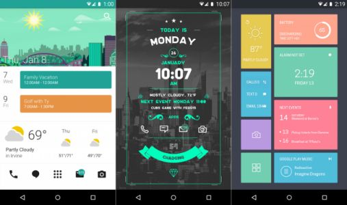 Zooper Widget returns after mysteriously disappearing from the Play Store