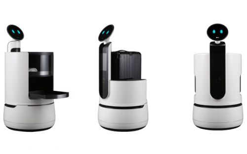 LG will deploy robots in South Korea store chain