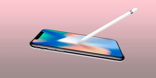 Further report that this year's OLED iPhones will support the Apple Pencil