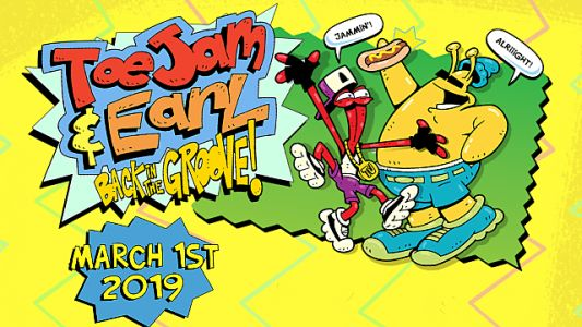 ToeJam & Earl: Back in the Groove Out Is Jammin' Out Next Week!