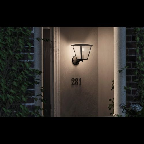 How to replace the bulb in the Philips Hue Inara Outdoor Wall Lantern
