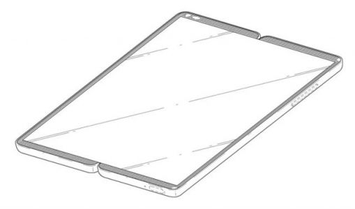 LG patents smartphone with a foldable display that opens into a tablet