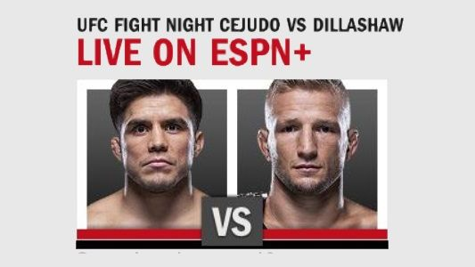 UFC to make its ESPN+ debut - see how to watch online and live stream from anywhere