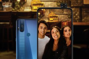 Deal: Buy the new Motorola One Hyper, get a second Moto phone for free