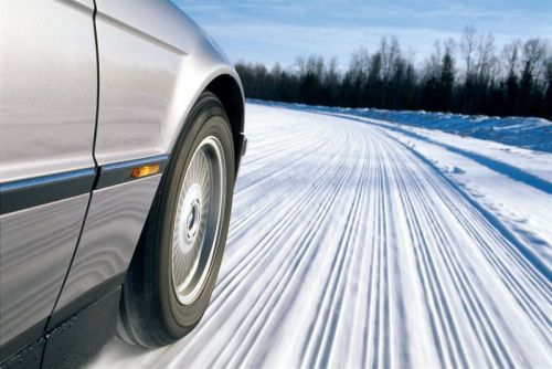 Car safety tech has never been better-but winter driving remains all about tires
