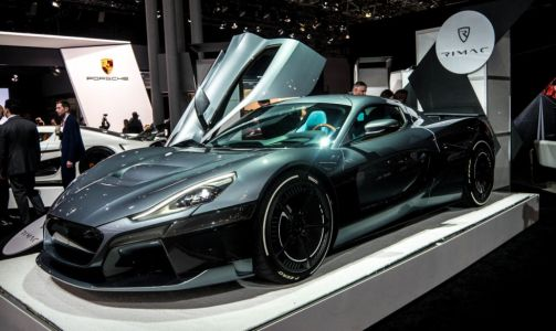 Porsche is getting even more serious about electric, buys stake in Rimac