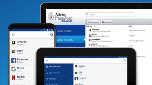 Sticky Password Premium Lifetime Subscription for $29.99