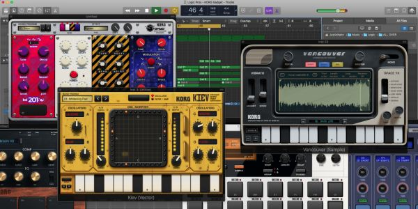 Logic Pros Review: is KORG Gadget's massive library of instruments worth the heavy price tag?