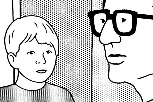 Michael Kupperman Has 'All the Answers' in His Latest Graphic Novel