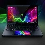 Razer's crazy laptop concept uses the Razer Phone as a touchpad and a second screen
