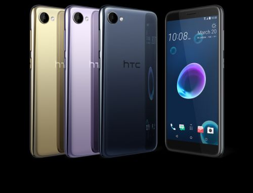 HTC launches the Desire 12 and Desire 12+ with 18:9 displays