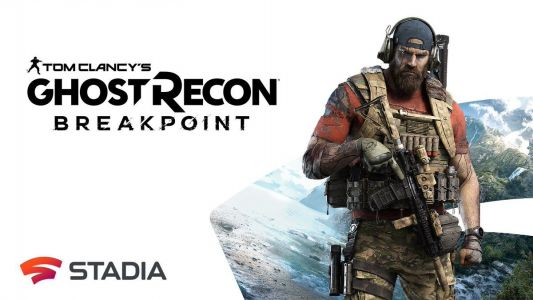Stadia offers Ghost Recon: Breakpoint, WWE 2K Battlegrounds free this weekend