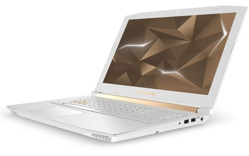 Acer Predator Helios 300 SE: White and Gold Gaming Laptop