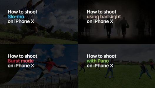 Apple gives us some direct iPhoneography tips