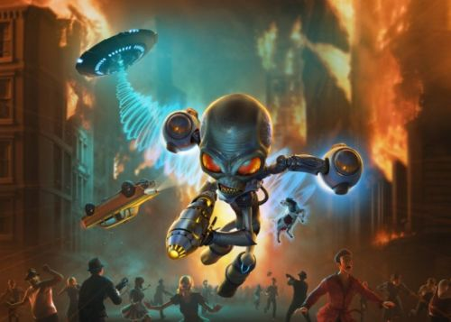 Destroy All Humans launches on PC, Xbox and PS4