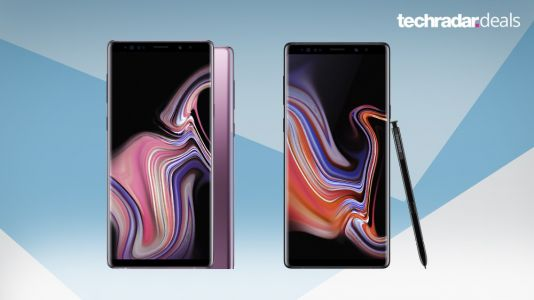 These free upfront 100GB data Galaxy Note 9 deals are the best we've seen yet