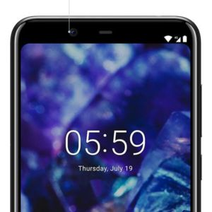 Nokia 5.1 Plus' display notch mysteriously being hidden by HMD Global across Europe