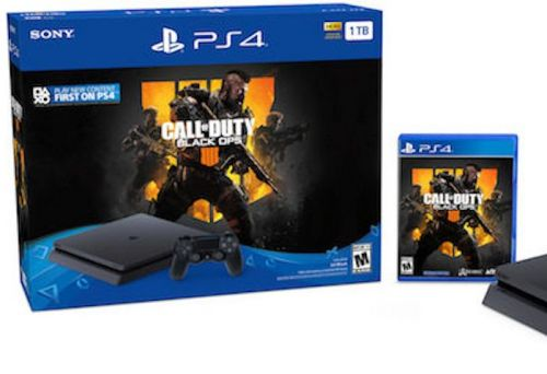 Sony Black Ops 4 Bundle launched