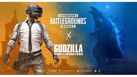 Godzilla Crossover Event Roars Into PUBG Mobile