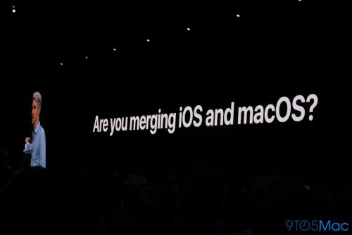 Craig Federighi elaborates on bringing iOS apps to Mac, says 'some aspects of app porting will be automated'