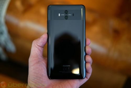 Mystery Huawei Smartphone With 512GB Storage Spotted