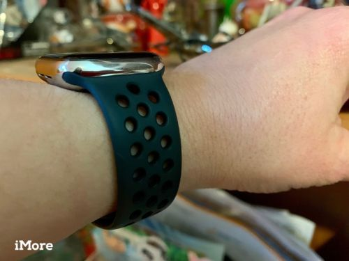 How the Nike Sport Apple Watch band changed my mind and won me over