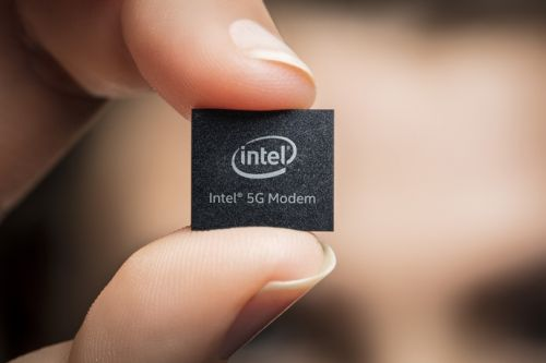 Intel's 5G Chips Won't Appear in Mobile Phones Until 2020