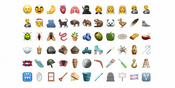 IOS 14.2 beta 2 adds new emoji including bubble tea, a transgender flag, ninjas, and more