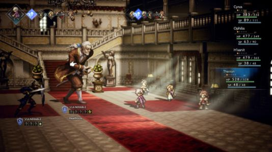 Octopath Traveler shows how Nintendo Switch could be a JRPG beast