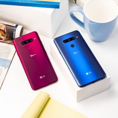 LG V40 ThinQ lands in India