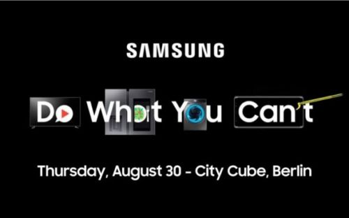 Samsung Teases Announcement At IFA 2018