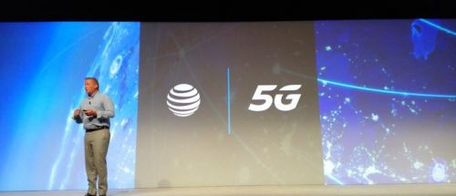 AT&T 5G Roll Out: $500 One-Off plus $70/month for 15 GB