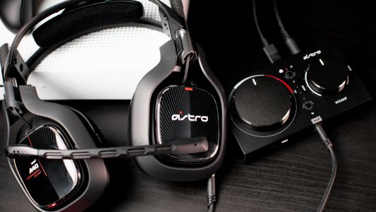 Astro A40 Headset got tuned up with tips from pro gamers
