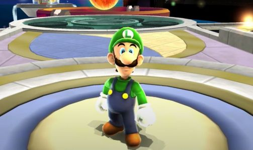 Learn how to unlock Mario's younger brother, Luigi, in Super Mario Galaxy
