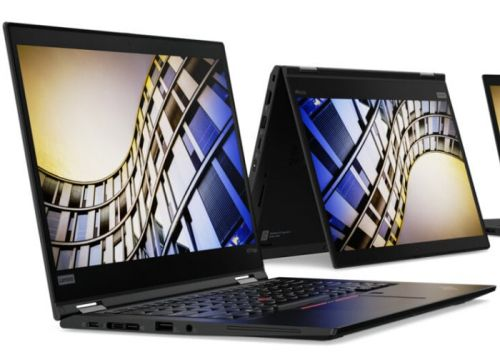 Lenovo ThinkPad laptops updated with AMD Ryzen 4000 series mobile CPUs