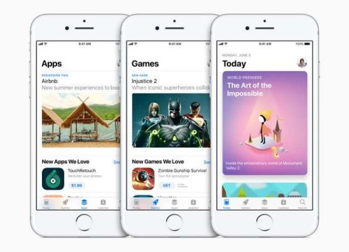 Apple App Store Is 10 Years Old Today