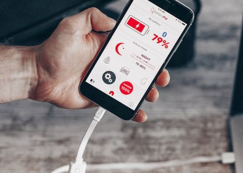 BatteryPal smart charging cable helps look after your battery