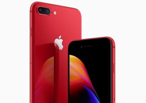 Apple Launches Product Red iPhone 8 And 8 Plus Smartphones