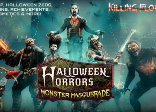 Killing Floor 2 Halloween Horrors Monster Masquerade free DLC now available