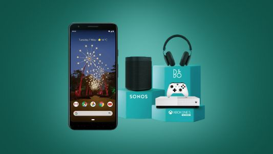 Free Xbox One, Sonos or B&O headphones available with Google Pixel 3a deals on EE