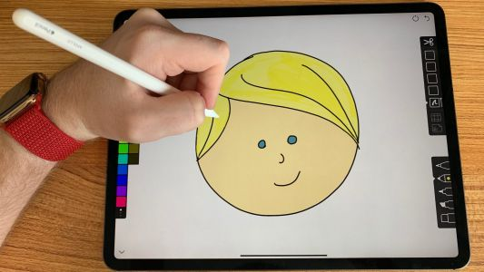 Linea Sketch updated for iPad Pro with Apple Pencil gestures, new fill and blending tools, more
