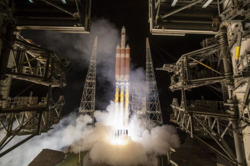An early Christmas for rocket fanatics: Three big launches on Tuesday