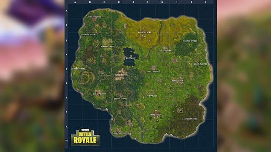 Where to Find the Underground Mine in Fortnite 2.2.0