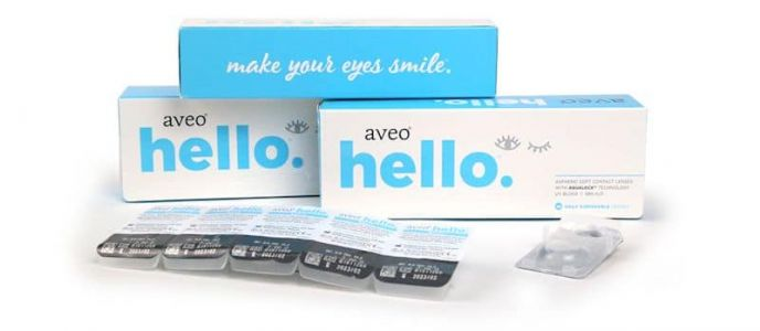 Aveo Hello Contact Lenses Are Affordable And Comfortable To Wear All Day