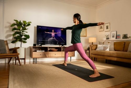 Peloton releases dedicated Apple TV app with thousands of workouts