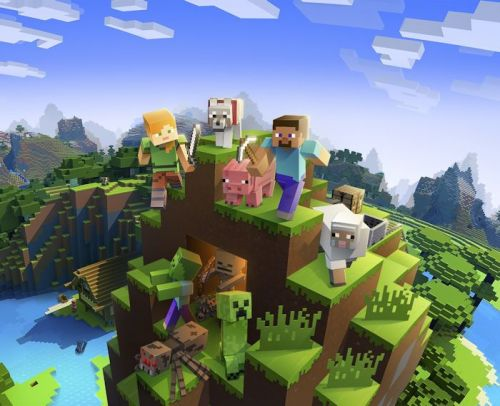 Minecraft Sells Over 176 Million Copies