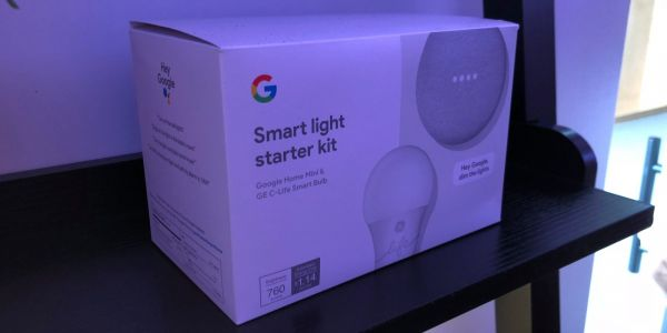C by GE light bulbs to gain Google Assistant support, new Home Mini bundle