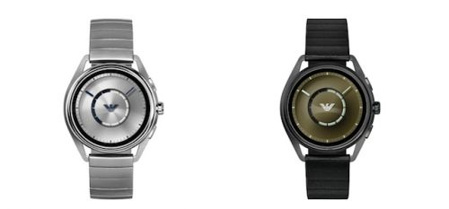 Emporio Armani Launches New Connected Smartwatches