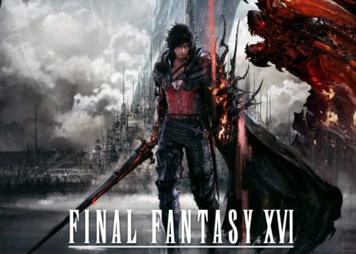 Final Fantasy XVI characters and world introduced by Square Enix