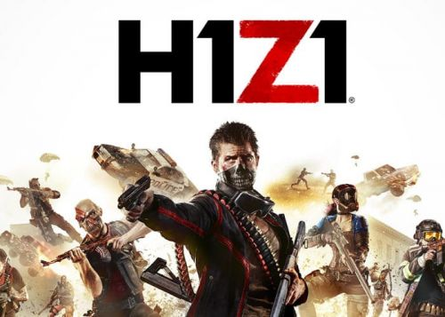 H1Z1 Battle Royale Game Launches On PlayStation 4 May 2018